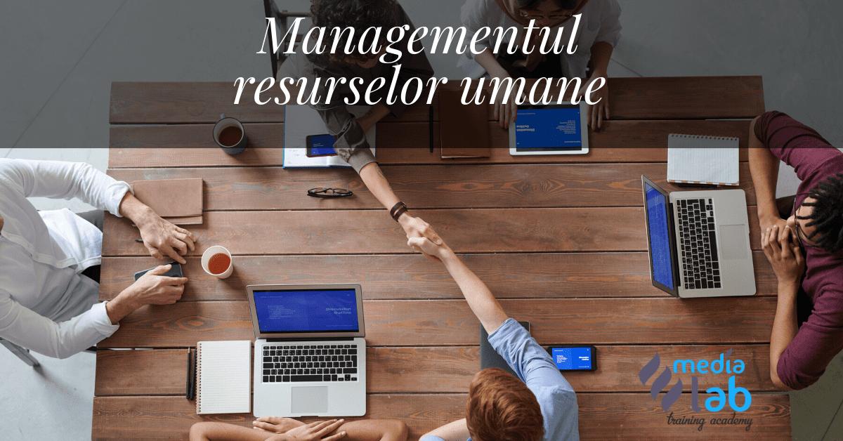 Curs Managementul Resurselor Umane 1